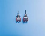 Expo A280-15 SPDT Minature Biased Toggle Switch (On)/Off/(On) (5)